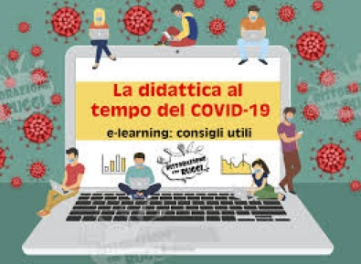 """""""La scuola ai tempi del COVID-19: una sfida educativa e didattica""""."""